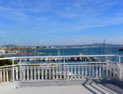 Penthouse – Panoramic views – Palma